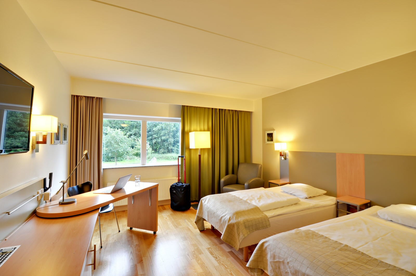 Scandic Kolding, room, accessibility