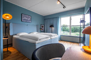 Standard Twin Room, Scandic Silkeborg
