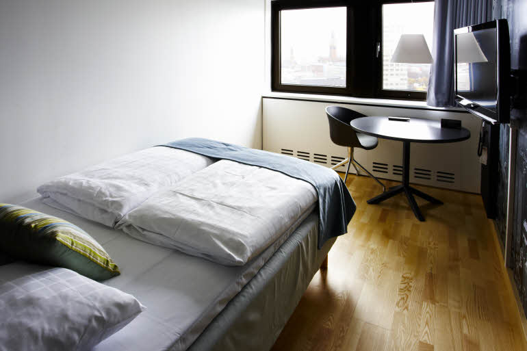 Scandic Copenhagen, single economy room