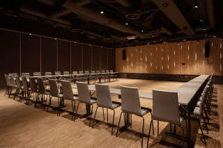 meeting room sumar at scandic voss in norway