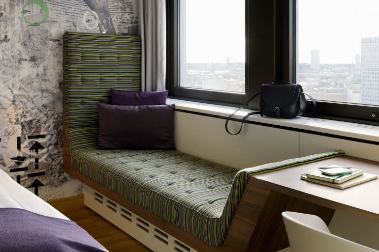 Scandic Copenhagen, Superior room