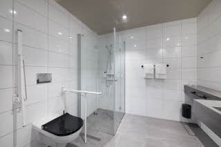 Bathroom for Room Accessibility