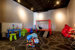 Scandic Linkoping Vast, playroom