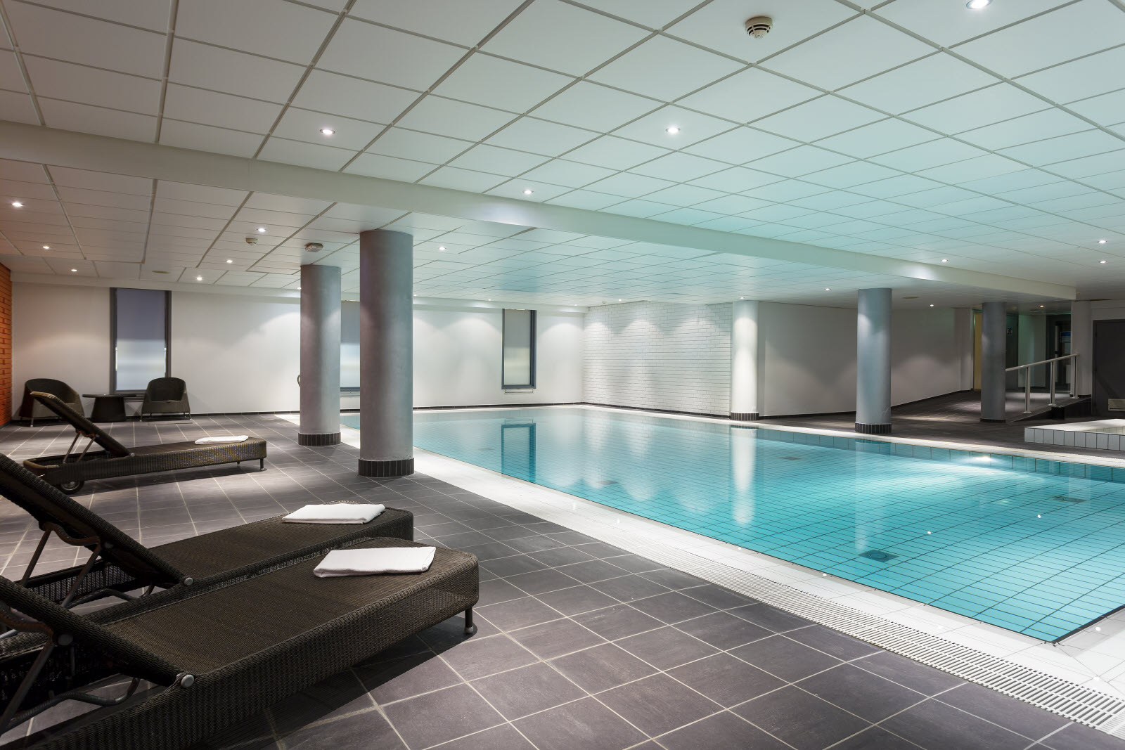 Scandic Sunnfjord Hotel & Spa, Forde, pool