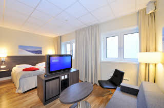 Scandic Grand Tromso, Tromso, room, Family Four
