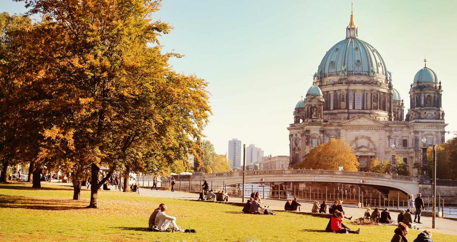 Autumn in Berlin
