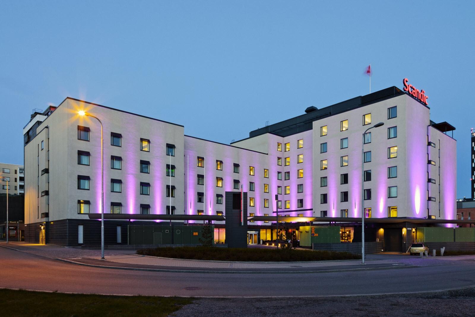 Hotellit Tampere