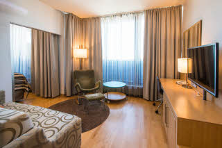 Junior suite -huone