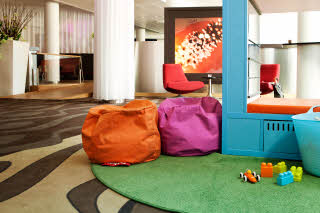 Scandic Hamar, kids area