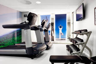 Scandic Vulkan, gym, training facilities