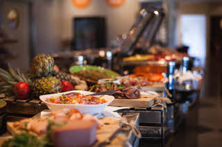 Brunch Buffet in Restaurant
