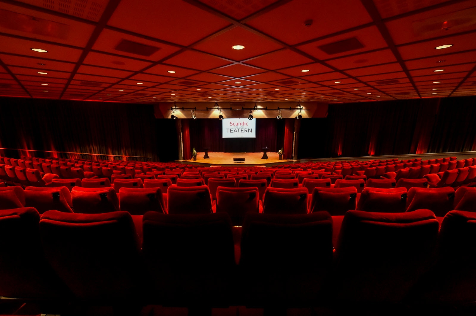 Conference room Teatern