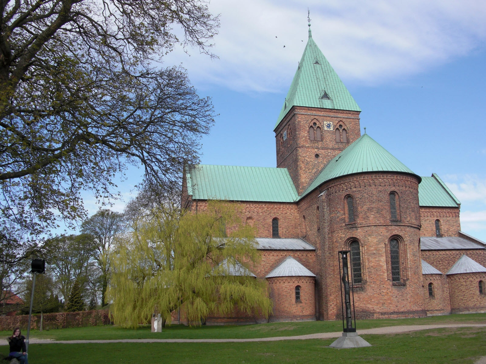 Sct. Bendt's Church in Ringsted