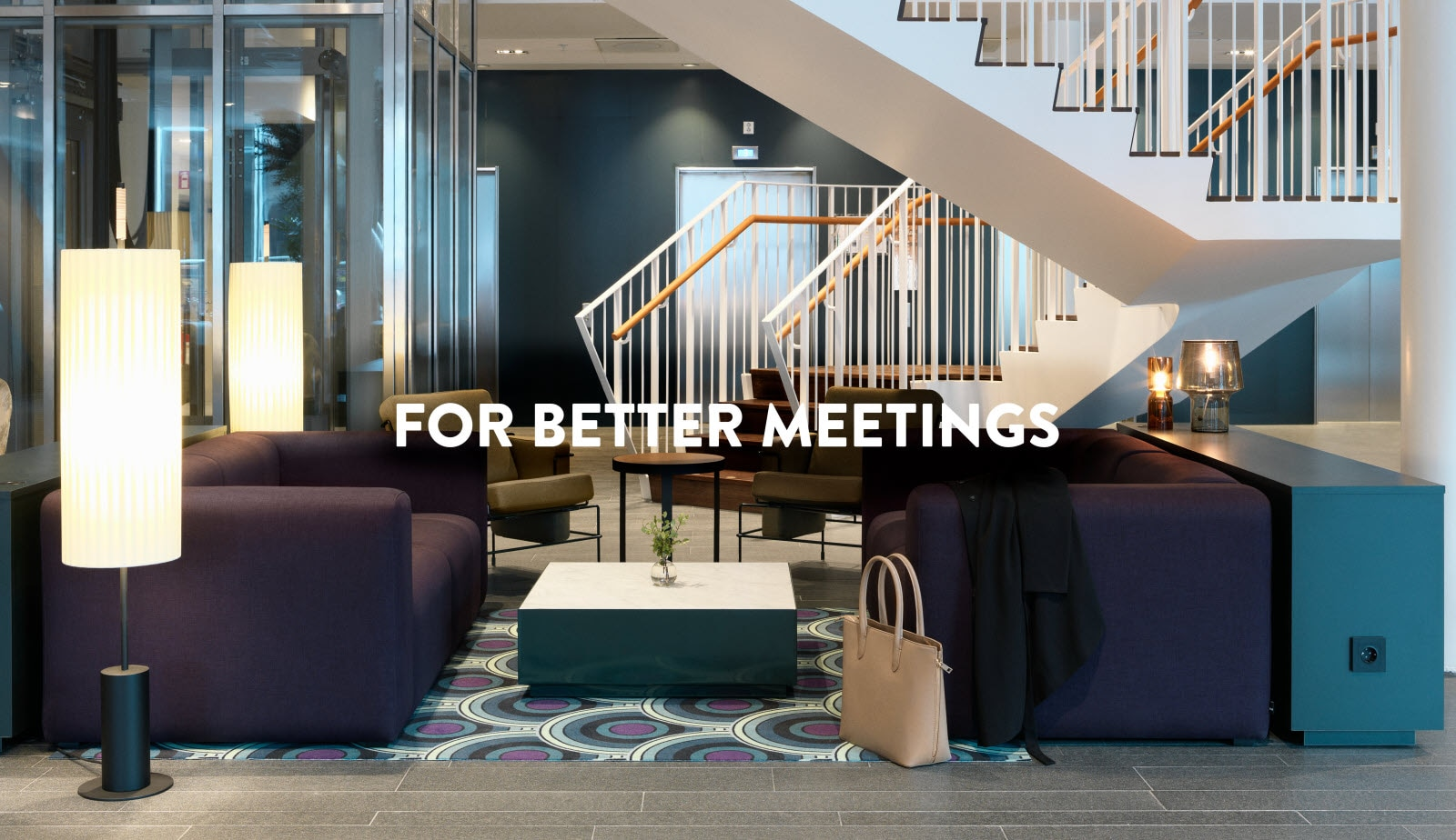 For better meetings at Scandic Continental
