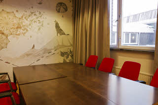 Scandic Ferrum, conference room, meeting room, syster mia 1
