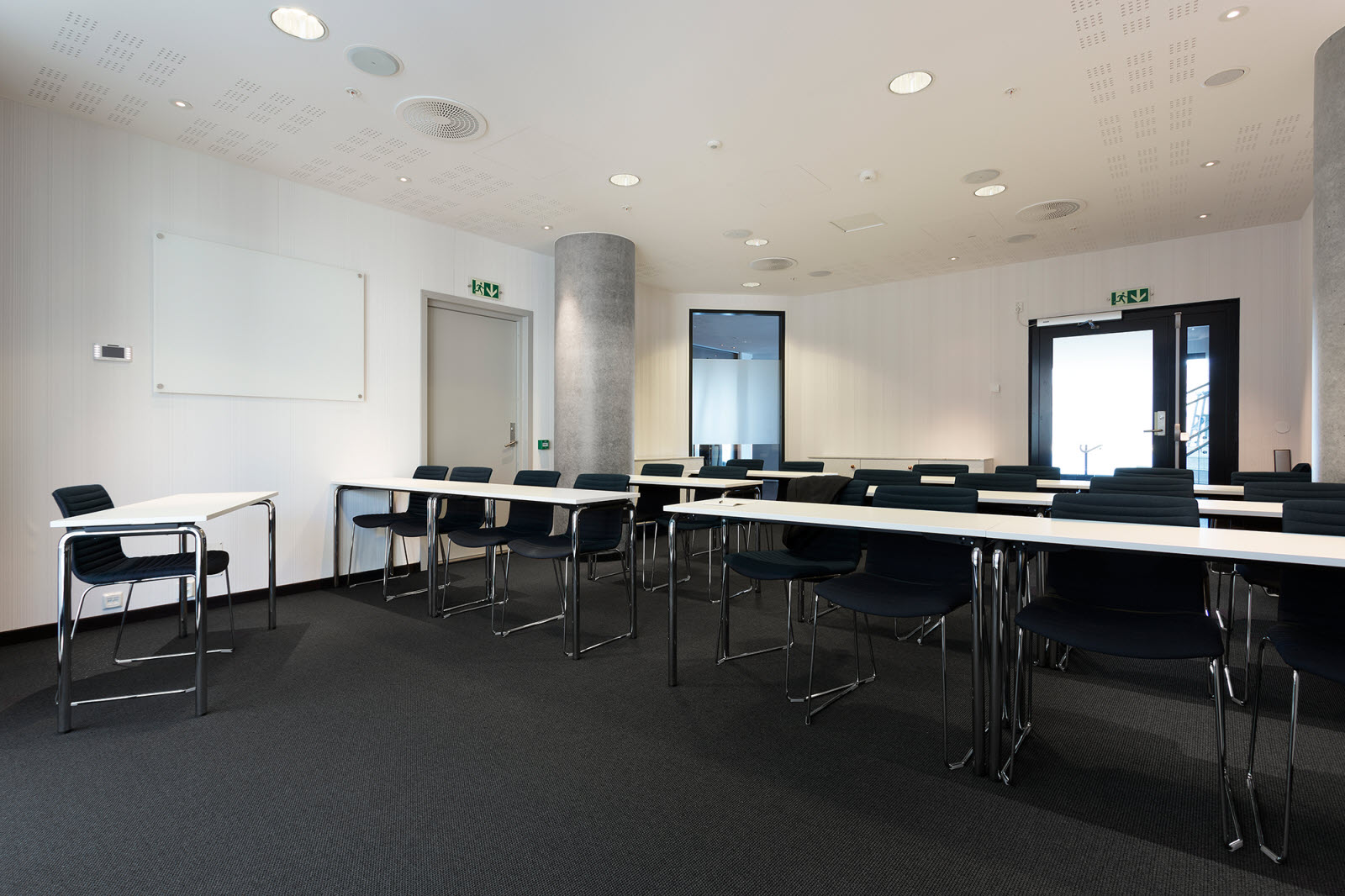 Scandic Havet, Bodo, meeting room, conference, school