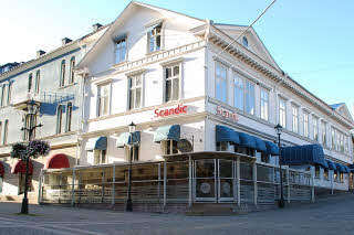 Scandic Arvika, exterior, terrace, bar