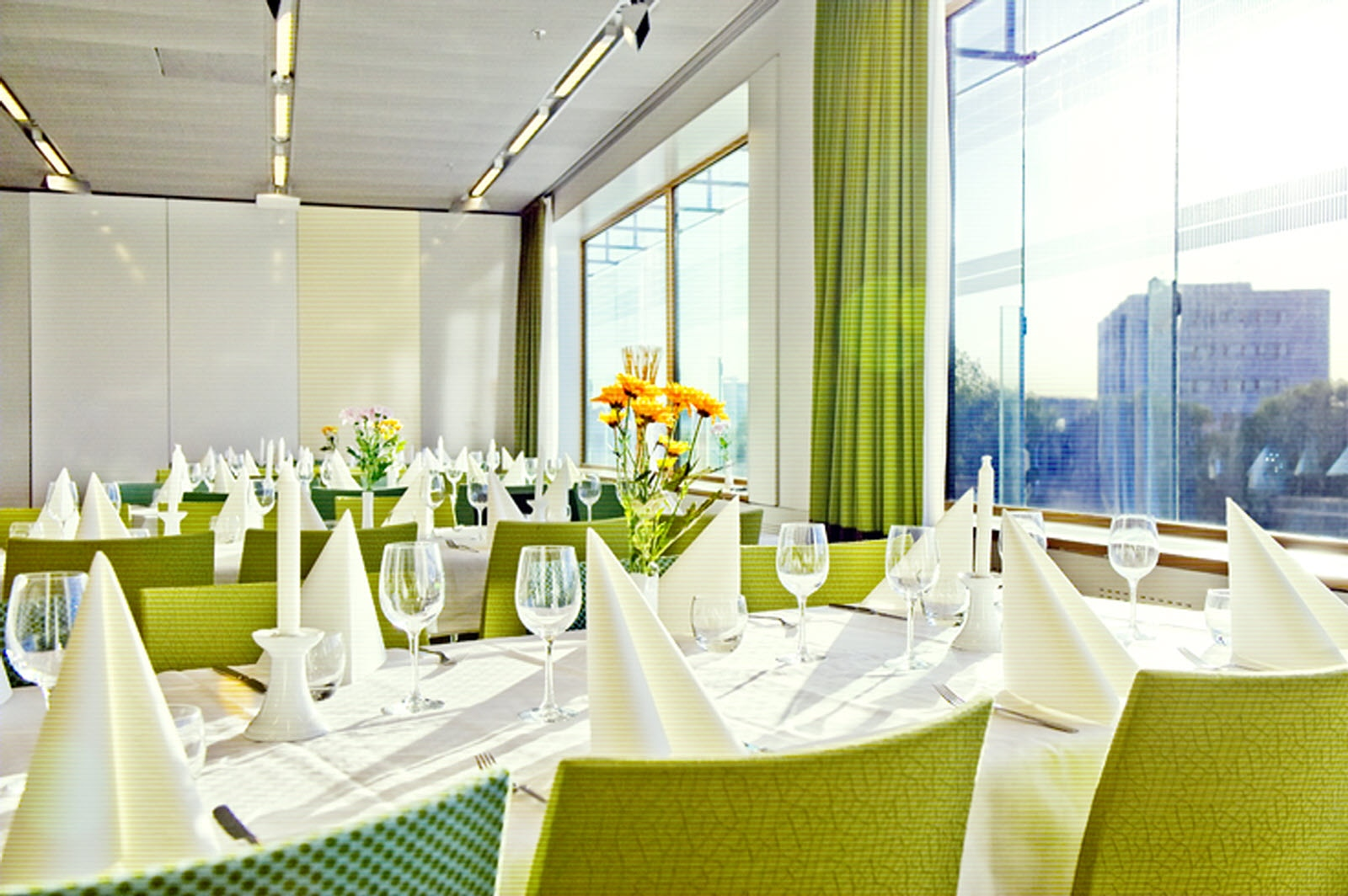 Scandic Talk, restaurant
