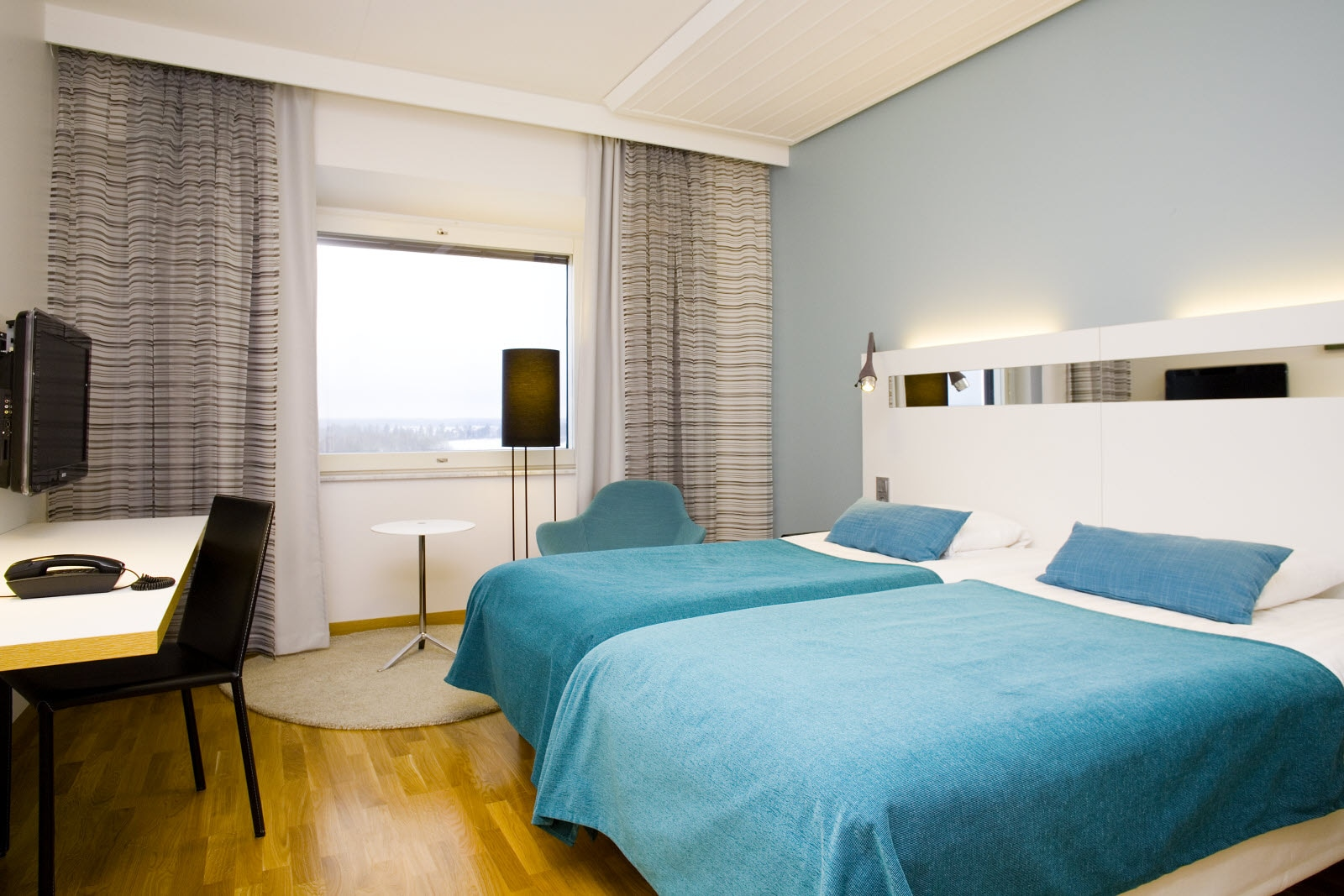 Scandic Infra City, room, standard