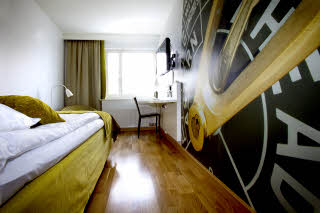 Sjofartshotellet, room, standard, plus, green