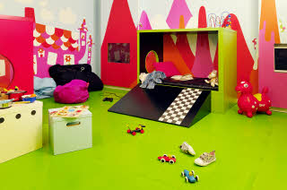 Kids playroom