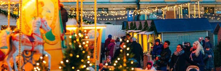 Joulun lomavinkit Helsingissä | Scandic Hotels