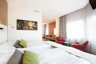 Scandic Plaza, Boras, superior room
