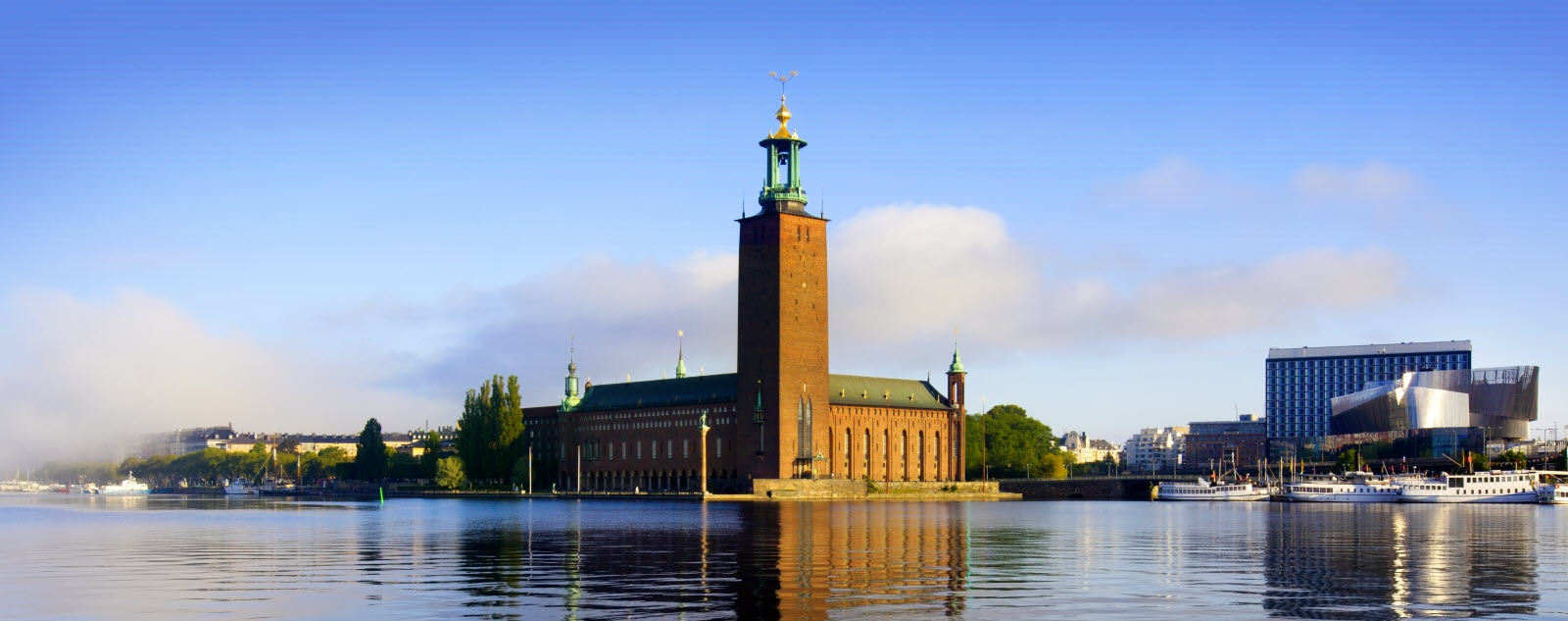 Stockholm City hall
