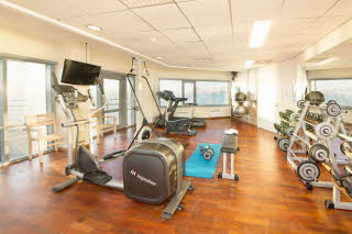 Scandic Seilet, Molde, gym, fitness
