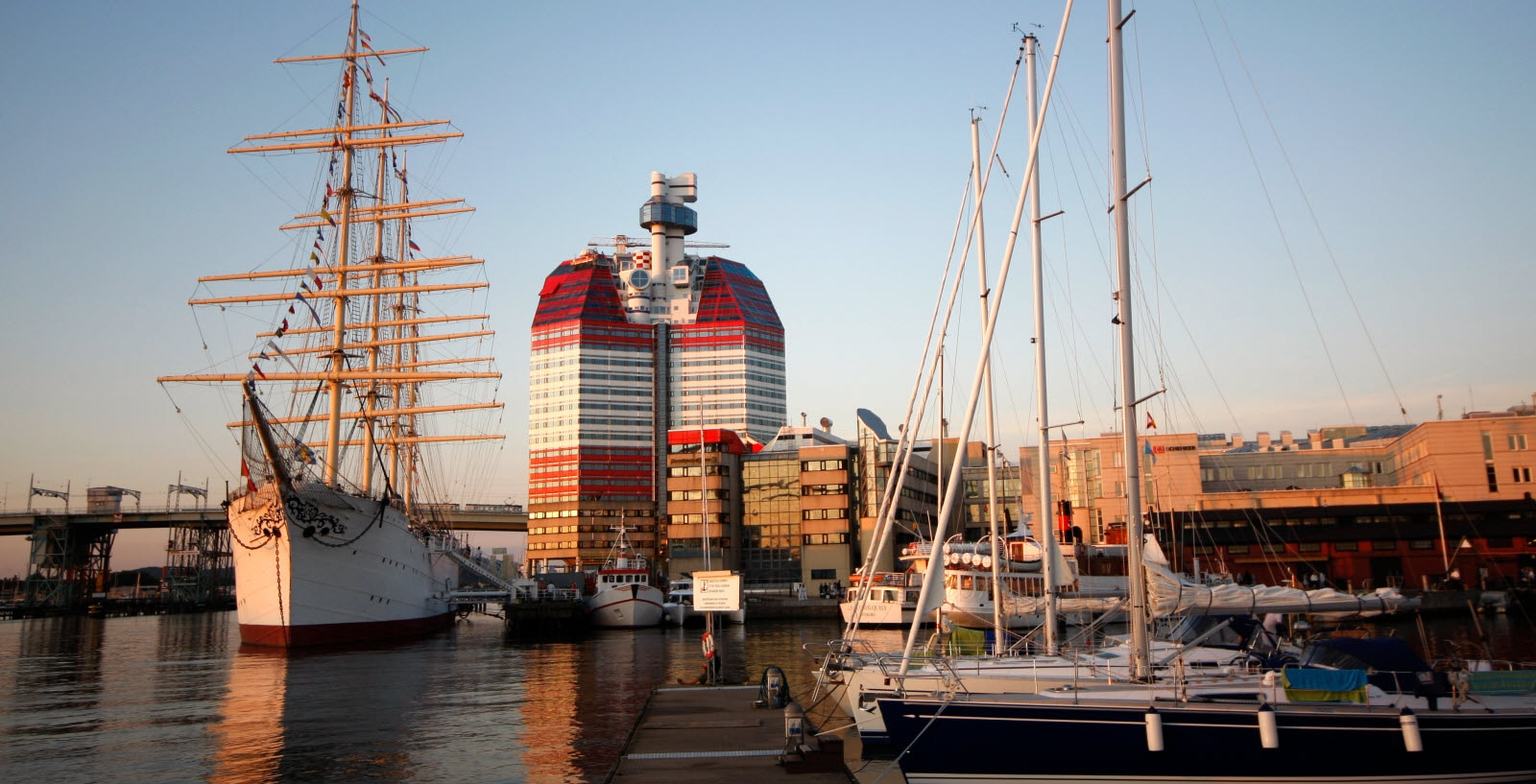 Harbour Gothenburg