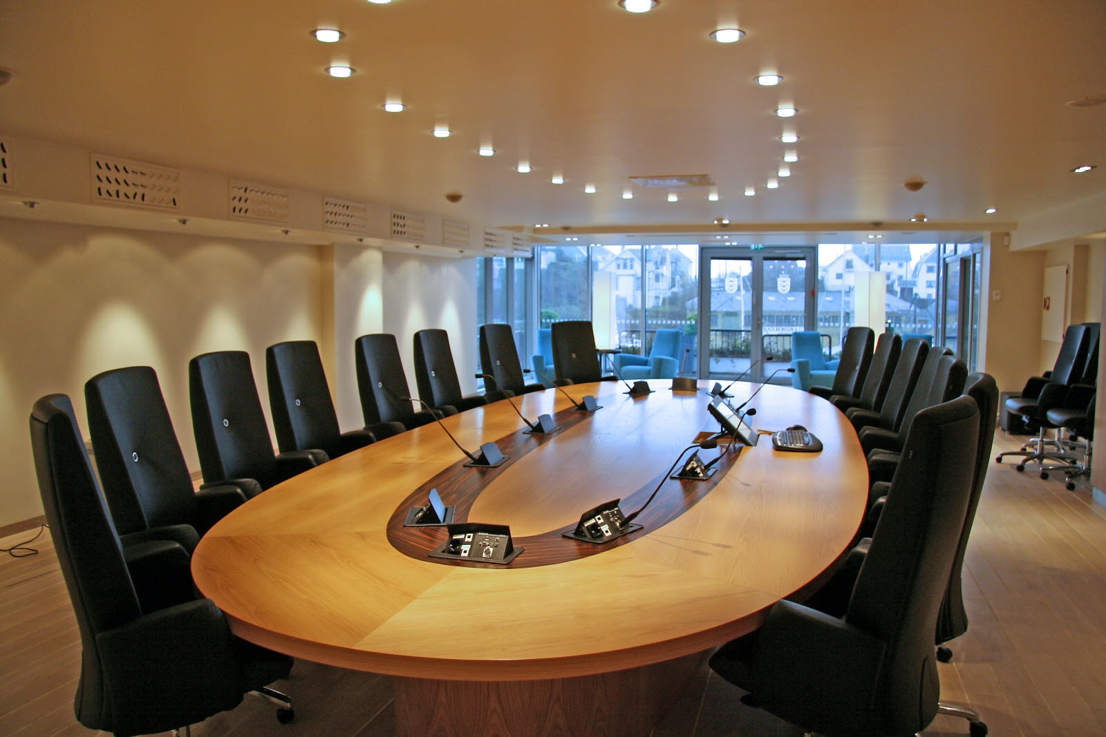 Scandic Maritim, meeting room
