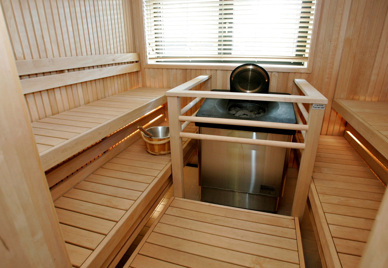 Scandic Tampere City, sauna