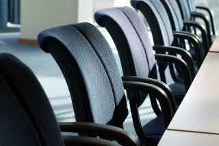 Meeting, Conference, Chair