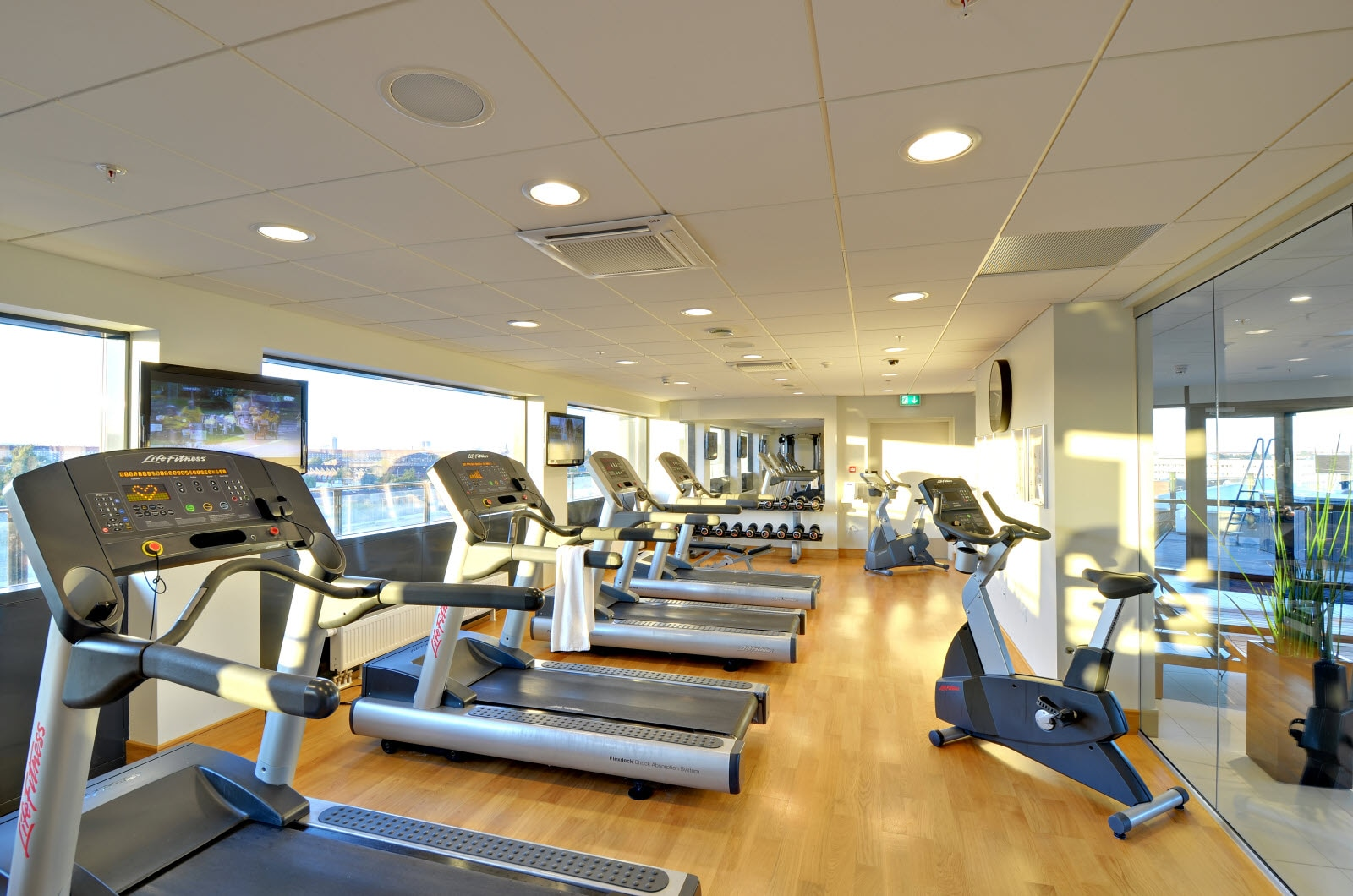 Scandic Sydhavnen, Fitness room