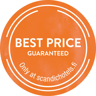 Best Price Guaranteed at Scandic Hotels