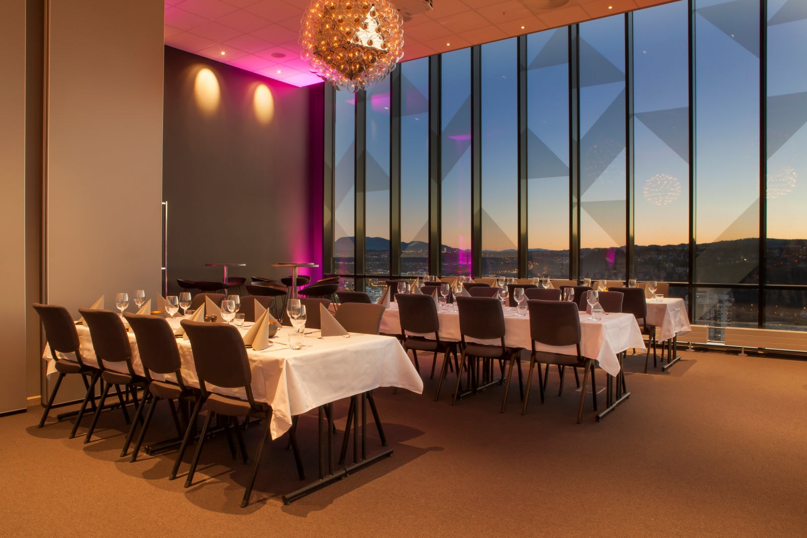 Scandic Lerkendal, meeting room, conference, utsikten, class, view, event, wedding