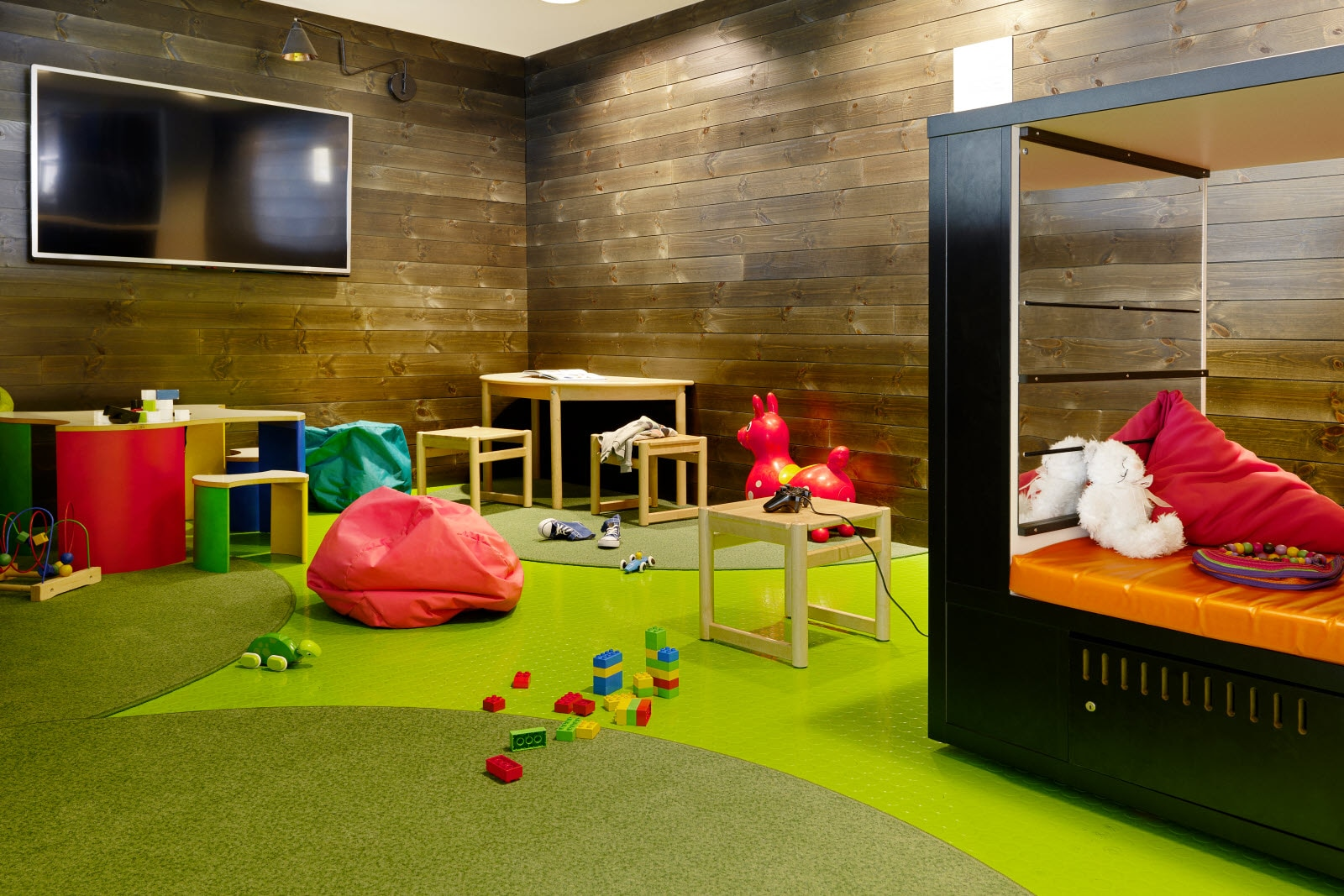 Kid playroom