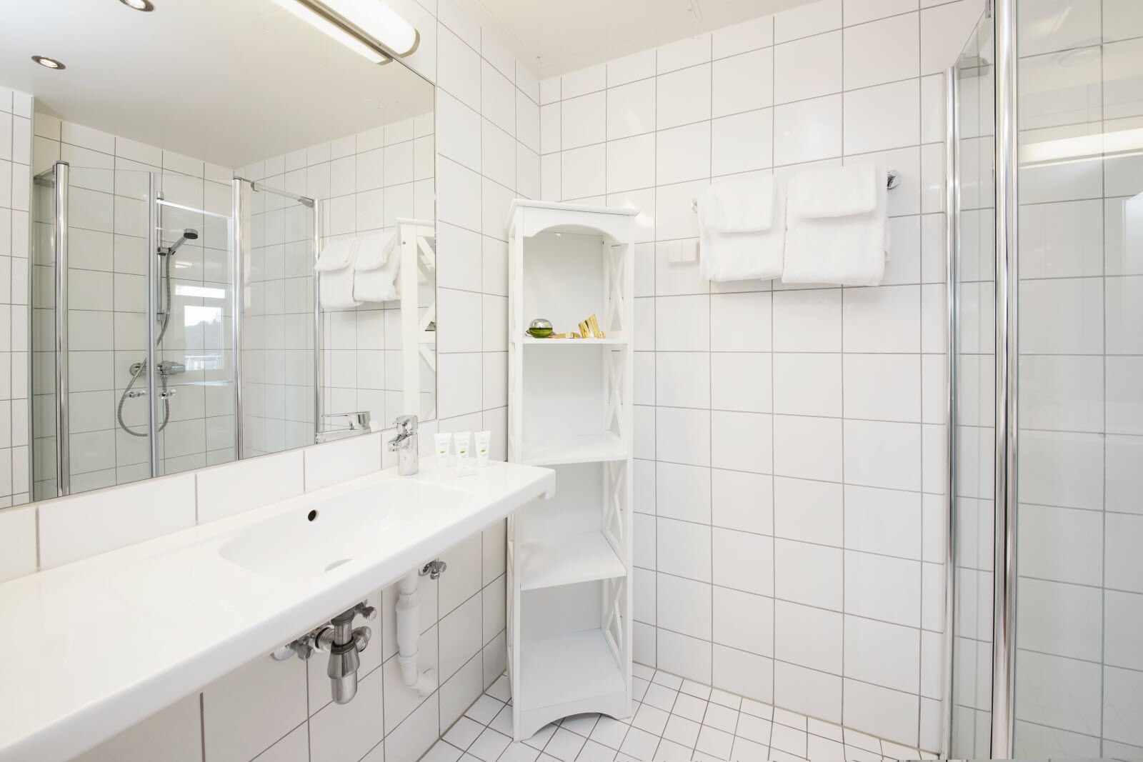 Scandic Havna Tjome, Tjome, suite, deluxe, bathroom